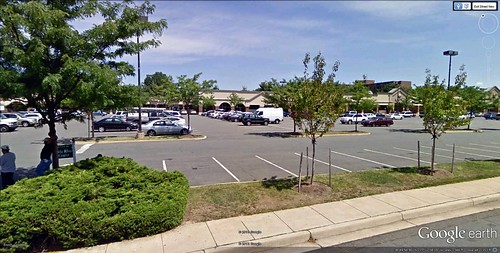 Little River Center, Annandale, VA (via Google Earth)