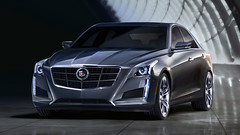 All-New 2014 Cadillac CTS Sedan