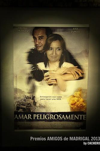 Premios AMIGOS de MADRIGAL 2013