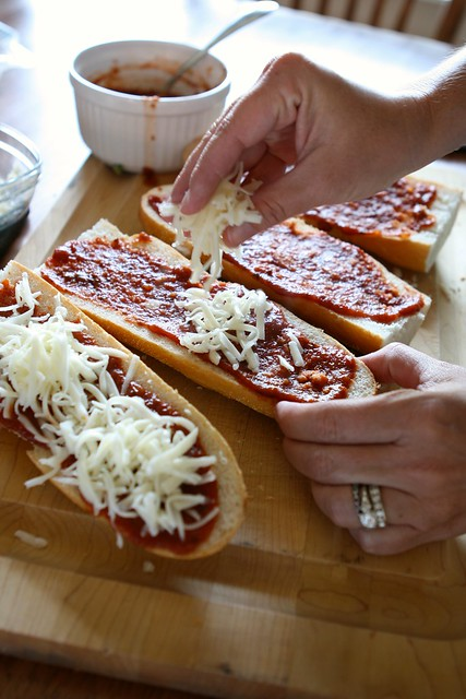 French Bread Pizza 007