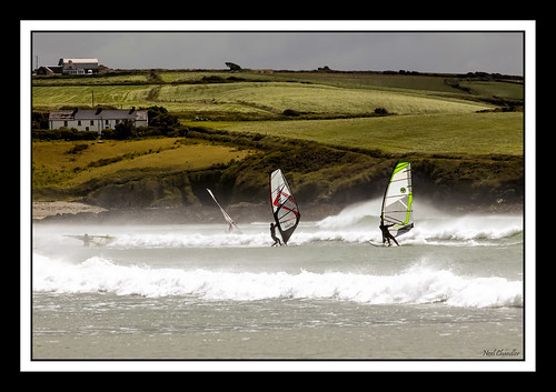 Surfing West Cork