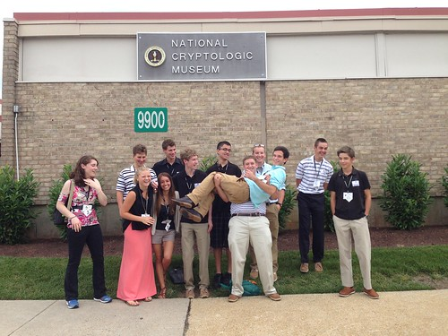 National Security Agency Visit