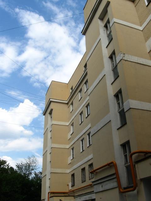 Хавско-Шаболовский жилой комплекс 19