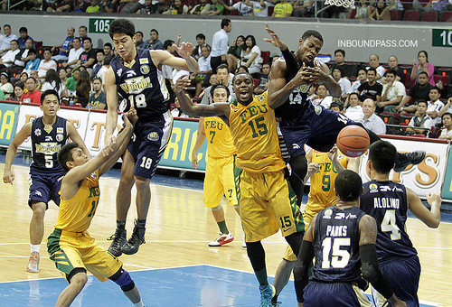 UAAP Season 76: NU Bulldogs vs. FEU Tamaraws, July 17