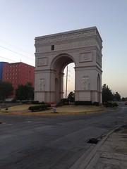 Arco del Triunfo Campos Eliseos
