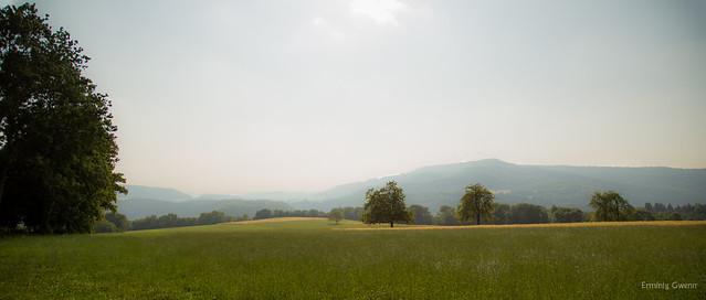 Les montagnes du Lomont