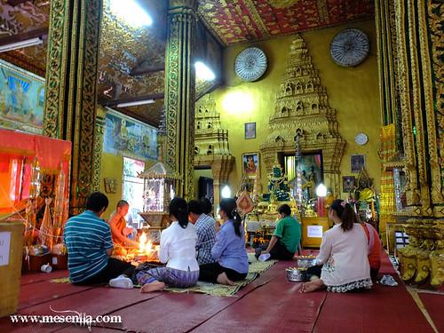 Temple a Vientiane