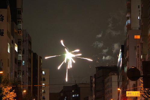 Sumida River fireworks 2013--IMG_0156