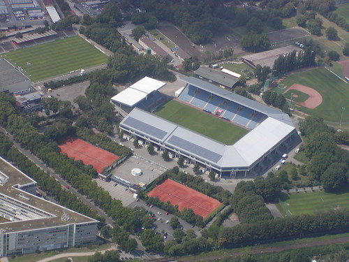 17 Carl Benz Stadion