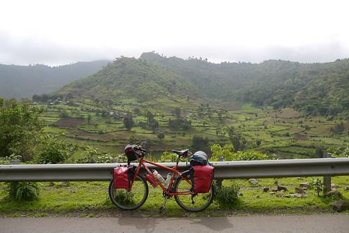 Camino a Gonder, Etiopía