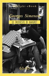 Maigret eBook 61-65