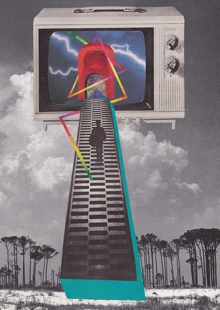 Art Collage: Rite of Passage, 1991