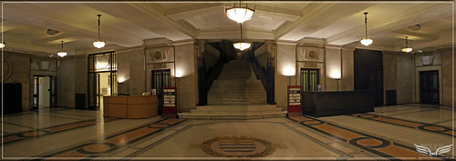 The Establishing Shot: KICK-ASS FILM LOCATION - FRANK D'AMICO'S BUILDING LOBBY by Craig Grobler