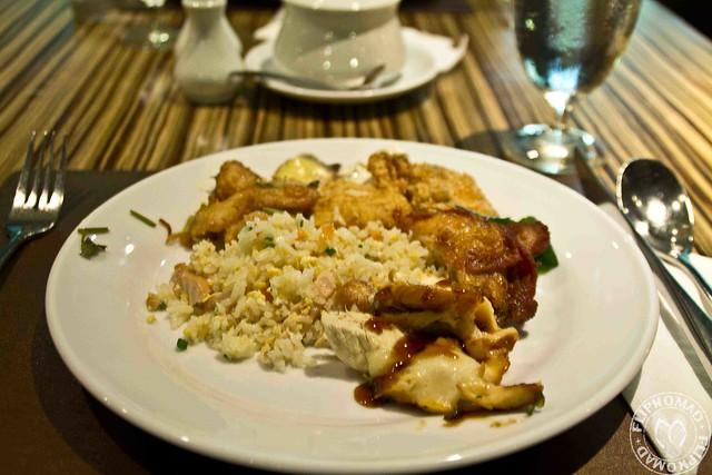 Buffet Lunch at Furama Silom