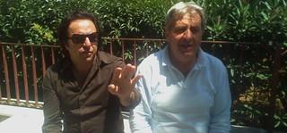 Pierino Maglionico e Angelo Focarelli