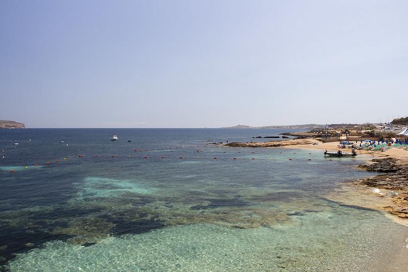 Cirkewwa - Paradise Bay in Malta