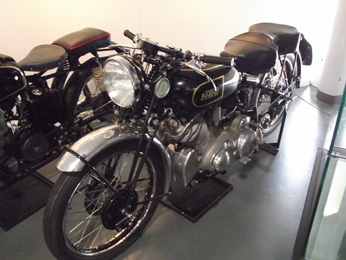 1948 Vincent Series B Rapide Motorcycle