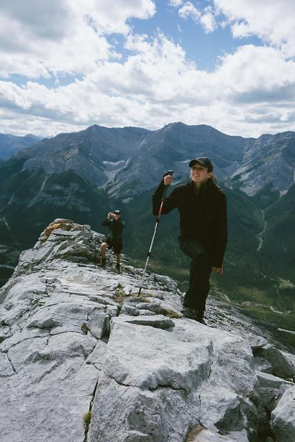 Scrambles - Mt. Lawrence Grassi-7