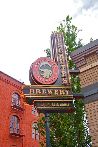 Deschutes Brewery | Pearl District, Portland