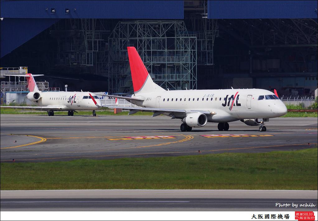 Japan Airlines - JAL (J-Air) JA211J-001