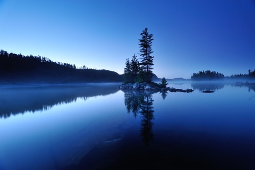 Blue Hour, Yorston Lake