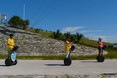 unicycle(0.0), extreme sport(0.0), stunt performer(0.0), stunt(0.0), vehicle(1.0), segway(1.0),