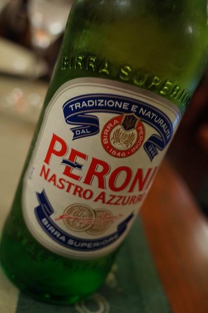 PERON beer