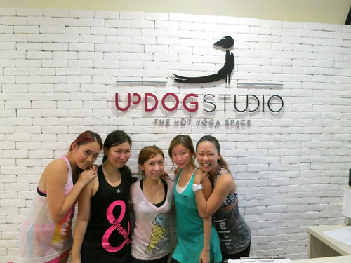 Singapore Fitness Blog, Singapore Lifestyle blog, nadnut weightloss, nadnut fitness, Updog Studio, Yoga sponsor
