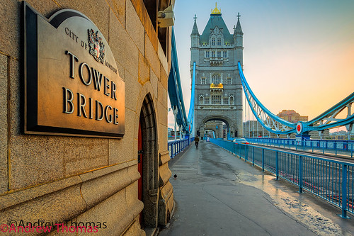 city uk london towerbridge sunrise eos capital dslr ef1740mm andrewthomas canon5dmk3