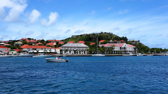 Gustavia Harbor St Barth Best Shopping