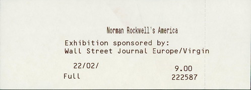 Norman Rockwell's America,  22 February (?)
