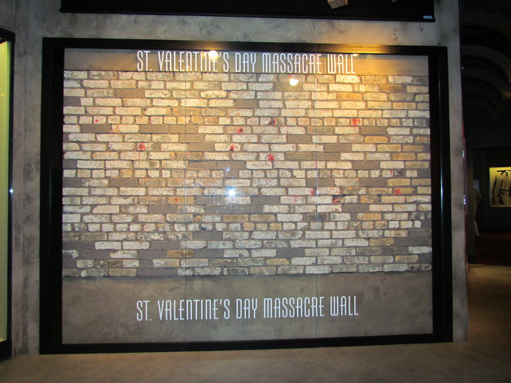 St Valentine S Day Massacre Wall A Photo On Flickriver