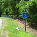 Mon, 06/04/2012 - 23:21 - Pass with Care sign just south of the DBAP on the ATT