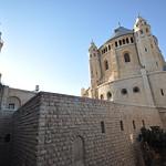 Изображение Сионские ворота вблизи Old City. day clear