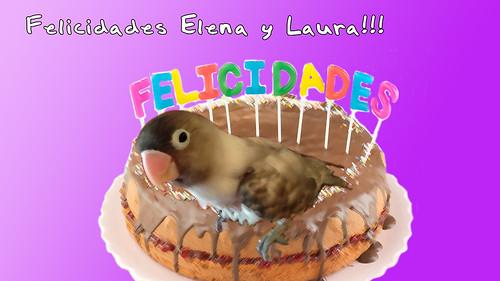 felicitacion elena-laura