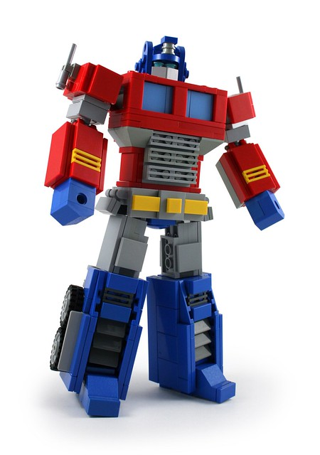 Lego Transformers Toys : Transformers roll out — bricknerd your place for all