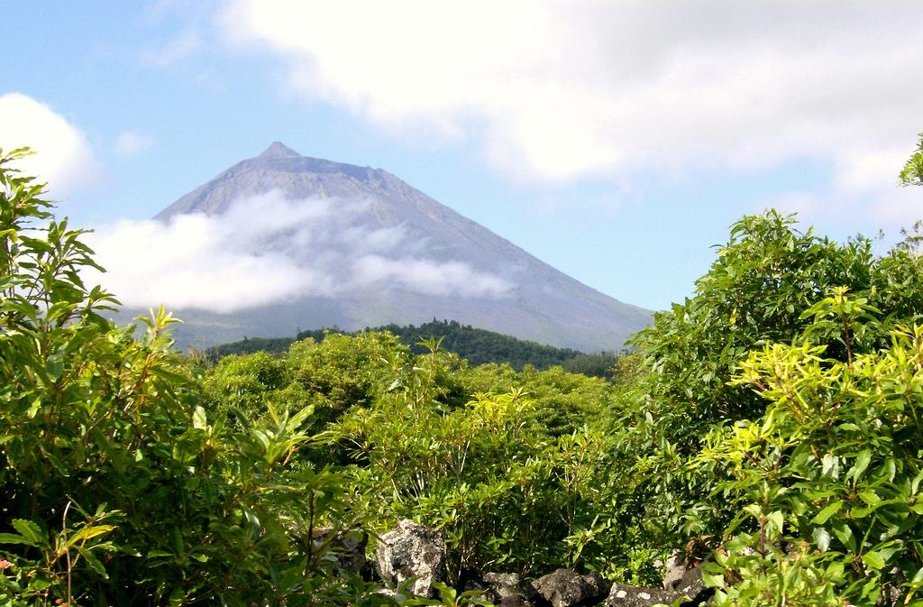 7. Isla Pico y volcán Pico. Autor, MMcorreia