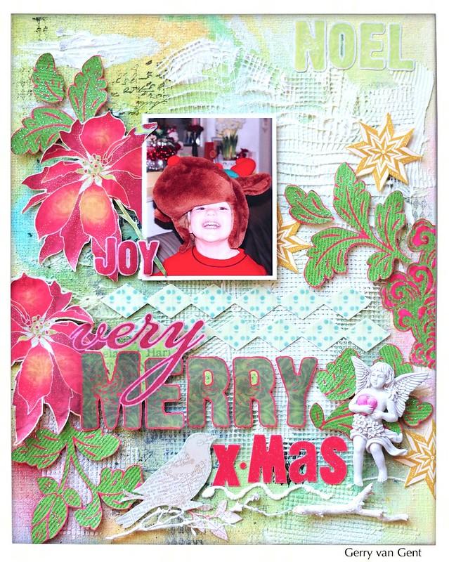 Very Merry Xmas {PaperHaus}