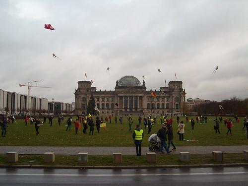Energiewende Retten! Berlin 3.12.2013 Drachen