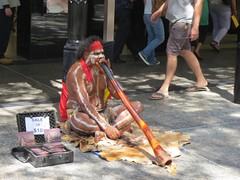 Aboriginal Music Man