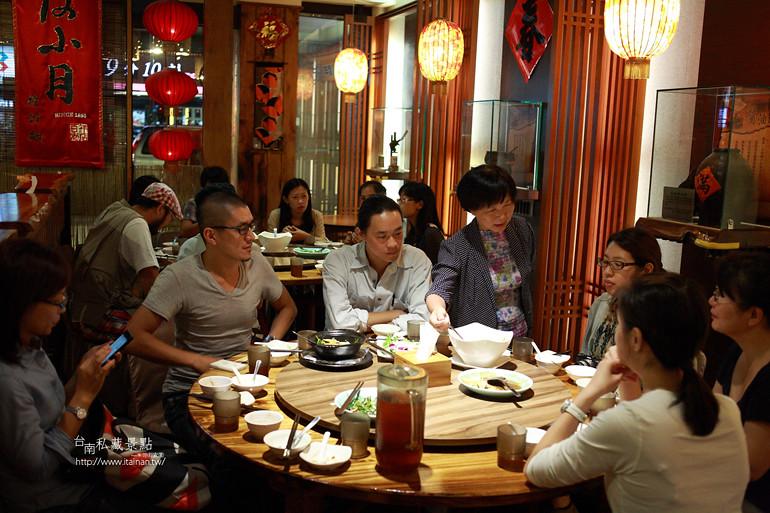 台南私藏景點--度小月擔仔麵 (2)