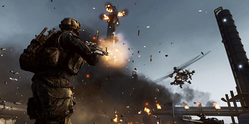 Battlefield 4 on Xbox One update fixes one-hit kill bug