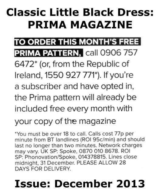 Prima Magazine - Pattern, December 2013 (03)