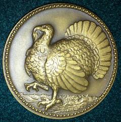 Henry Weill Turkey Medal 1930
