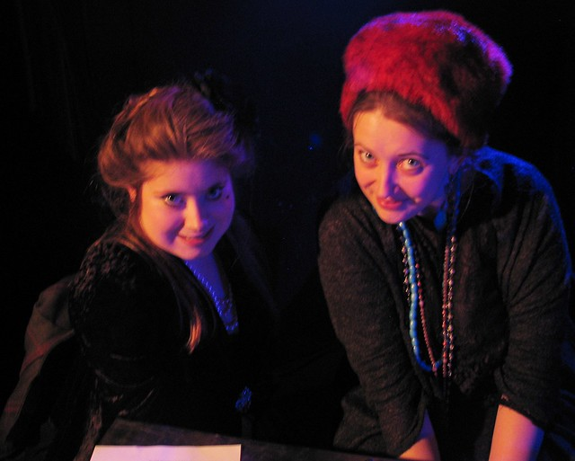 The Book Week Scotland/Inky Fingers Dead Poet Slam: Aphra Behn and Edith Sitwell