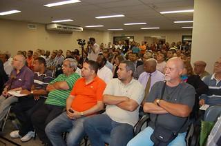 Mais de 200 pessoas estiveram presentes no evento