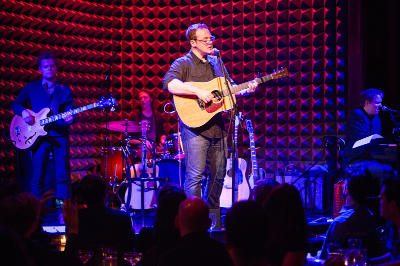 Photo Gallery: Mike Errico Holiday Show at Joe's Pub