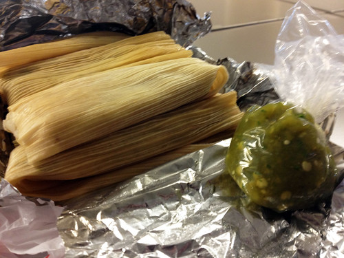 Felton's Grocery - Parking Lot Tamales