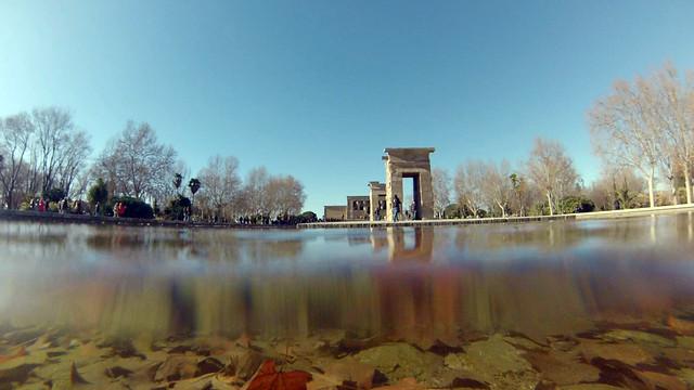 Templo de Debod, una de las paradas obligatorias para todo visitante de Madrid Segway tour por Madrid, turismo de futuro - 11695236603 e6c467834e z - Segway tour por Madrid, turismo de futuro