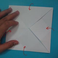 วิธีการพับกระดาษเป็นนกเพนกวิ้น 007